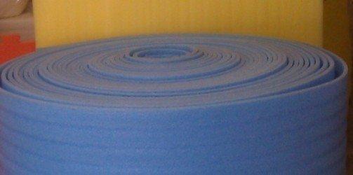 فوم پلی اتیلن رنگی (فوم های ویژه مهدکودک، زمین بازی و اماکن ورزشی )