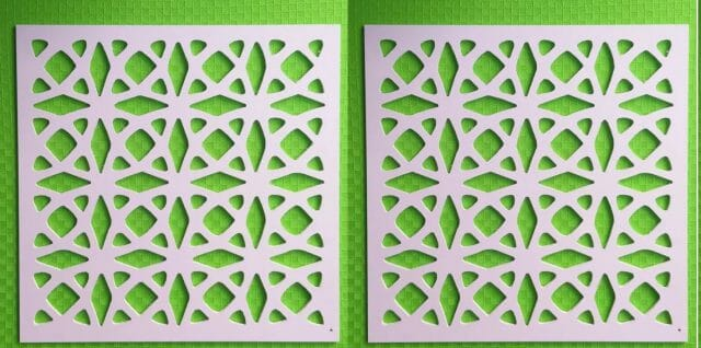 تایل پی وی سی ، PVC سقف کاذب سی ان سی